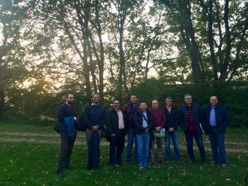 Kemit and Omega Trip to Netherlands