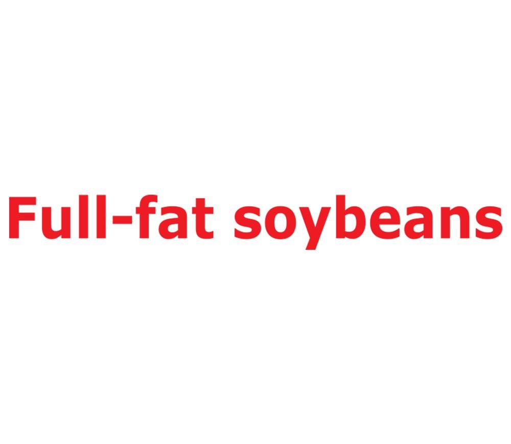 Full-Fat Soybean